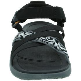 Teva Sanborn Sandalen Dames, thena gray/black